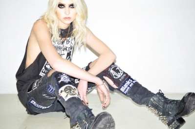 Momsen says her young fans understand the difference between the image and the music. (Wikipedia)